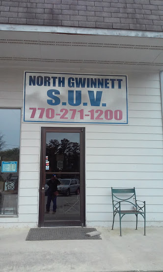 North Gwinnett SUV Auto Salvage